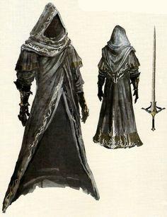 Dark souls Leydia Pyromancer concept art - The most creative designs Fantasy Armor, Fantasy Weapons, Medieval Fantasy, High Fantasy, Fantasy Character Design, Character Concept, Armor Concept, Concept Art, Fantasy Inspiration