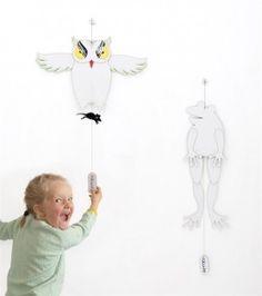 shop online: Hampelmann aus Pappe zum Bemalen für Kinder