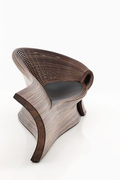 Wood Sofa 5 by Bae Se Hwa ,born in Seoul, Korea 1980 Art Furniture, Funky Furniture, Unique Furniture, Furniture Design, Muebles Art Deco, Wood Sofa, Futuristic Furniture, Take A Seat, Furniture Inspiration