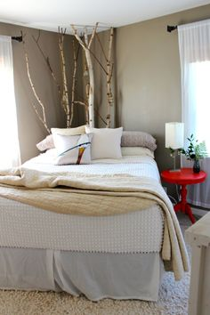 Bedroom // Home Decor // Interior Design // House // Apartment // Decoration // Styling