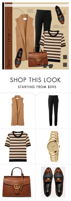 """Last Minute Trip"" by redflowergirl ❤ liked on Polyvore featuring Alexander Wang, Chloé, Sonia Rykiel, Gucci, River Island, Fendi and lastminutetrip"