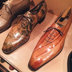 "masonandsmith: ""At Hidetaka fukaya "" Hot Shoes, Men S Shoes, Formal Shoes, Casual Shoes, Men Dress, Dress Shoes, Estilo Cool, Gentleman Shoes, Zapatos Shoes"