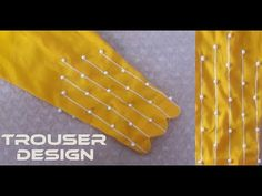 Kurti Sleeves Design, Sleeves Designs For Dresses, Neck Designs For Suits, Dress Neck Designs, Salwar Designs, Blouse Neck Designs, Sleeve Designs, Design Youtube, Stylish Dress Designs