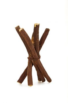 Ayurvedic and Chinese medical traditions prescribe licorice root to treat #coughs; in Germany, it's licensed as a medicinal tea for #bronchitis. After a meal, enjoy Traditional Medicinals Herba Tussin tea ($5; traditionalmedicinals.com), which contains licorice root. Or take 1 to 2 teaspoons every two hours of licorice-powered Olbas Cough Syrup ($6; luckyvitamin.com) -
