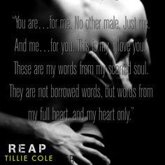 Reap by Tillie Cole