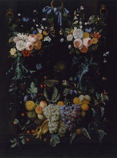 Joris van Son, 'Allegory on Human Life,' ca. 1658-1660, Walters Art Museum