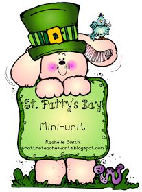 What the Teacher Wants!: St. Patrick's Day Activities