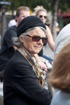 Advanced style - The Parisian Turban