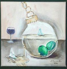 The martini ball