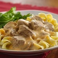 Crock Pot Beef Stroganoff With Cream Cheese by Taelor