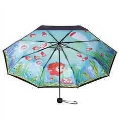 These surreal umbrellas ($40). | The Ultimate Gift Guide For All Your Miyazaki-Obsessed Friends