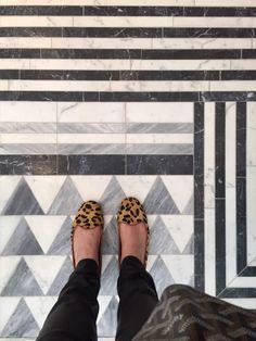 Kelly Wearstler's New Tile Collection for Ann Sacks | La Dolce Vita
