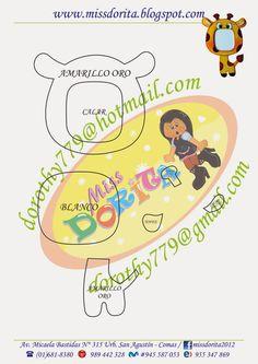 Miss Dorita: Moldes de Solaperos