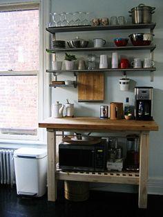 apartment therapy - Organization Inspiration: 10 Neat & Beautiful Kitchens