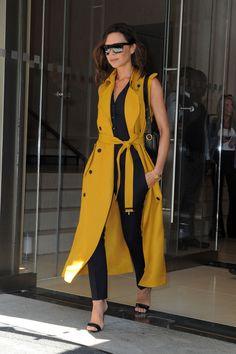 6ac624a0e364 35 najlepších obrázkov z nástenky Outfity Victorie Beckham ...