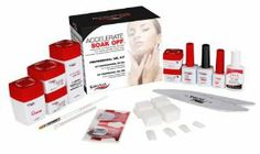 Supernail Soak Off Gel Accelerate Professional Kit by Supernail. $69.95. A complete offering all of the items needed for manicures. Great for professionals. Everything you need in on compact and easy box. Supernail accelerate soak off intro gel kit incorporates the benefits of our trusted gel formulations but now removes quickly and easily in 10 minutes with our accelerate gel remover. No filing needed. Accelerate gel builds a strong and flexible foundation for healthy, natur...