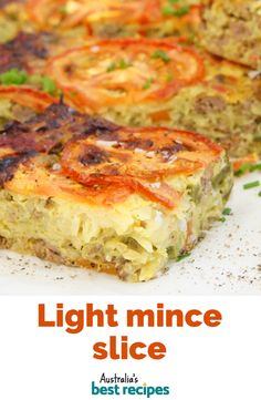 Mince Dishes, Beef Dishes, Savoury Dishes, Savoury Bakes, Minced Beef Recipes, Mince Recipes, Cooking Recipes, Savoury Recipes, Savoury Slice
