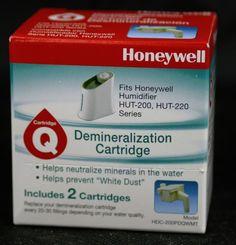 Honeywell Demineralization Cartridge Q Humidifier HUT-200 HUT-220 #Honeywell