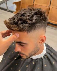 Hairstyles Haircuts, Haircuts For Men, Medium Hairstyles For Men, Mens Haircuts Quiff, Mens Undercut Hairstyle, Trending Mens Haircuts, Teenage Boy Hairstyles, Latest Men Hairstyles, Quiff Haircut
