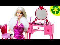 Manualidades para muñecas: Cómo hacer un abrigo de piel para tu muñeca sin coser - Fácil