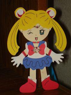 Sailor Merc Cricut Paper Doll by kawaii-doremi-chan on deviantART Sailor Moon Crafts, Sailor Moon Fan Art, Cricut Cuttlebug, Cricut Cartridges, Anime Films, Disney Scrapbook, Xmas Gifts, Paper Dolls, Paper Crafts