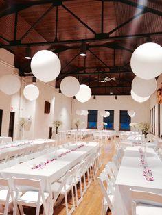 Wedding Reception in