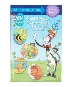 Look at this #zulilyfind! The Cat in the Hat Step into Reading Hardcover Set #zulilyfinds