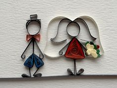 Quilling with Fun: January 2011