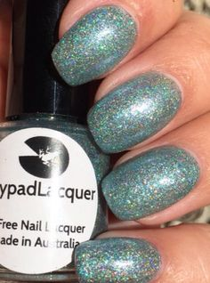Gem Of The Sea - Lilypad Lacquer.