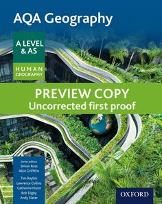 aqa geography a level essays