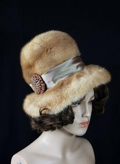 328e964baf333 37 Best Vintage Hats on Etsy images in 2019