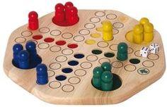 i´M Toy Ludo, 2-4 Personen,Würfelspiel ab 4 Jahren,extra große Spielfiguren