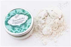 Face Mask with Spirulina Alga, White Clay Illit (Kaolin), Joghurt and Honey