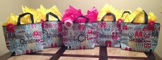 Thermal totes make a nice gift for your bridal party...www.mythirtyone.com/PennyBalcik