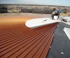Metal Roofs At Www Alpine Roofing Co Uk Corrugated