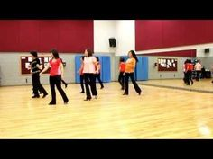 ▶ Nothing Compares 2 U - Line Dance (Dance & Teach in English & 中文) - YouTube