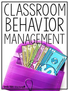 Classroom Behavior Management: Credits and Debits