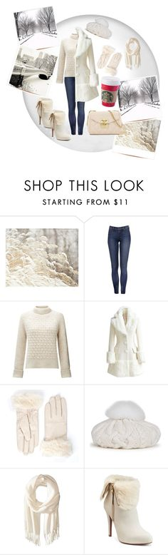 """""""Walk In The Snow"""" by girlie87 ❤ liked on Polyvore featuring Somerset by Alice Temperley, WithChic, Eugenia Kim, Lauren Ralph Lauren, Jennifer Lopez and Love Moschino"""