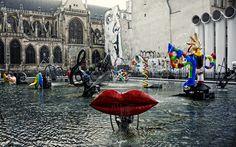 Stravinsky Fountain - Pompidou Center - Paris 3e | by BlueVoter - thanks for 1.3M views