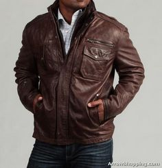 Freaking want a jacket like this! Don't look at the price though! :(
