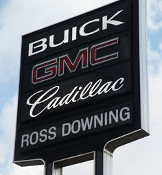 Leading Buick Gmc Cadillac Dealer In Hammond La