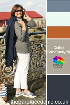 Online Color Analysis creates color palettes for your closets and capsules. These are everyone's favorite neutrals for a style that lasts.