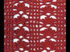En esta entrega vamos a aprender a hacer un hermoso punto malla con flor, ideal para hacer cortinas, blusas, batas, chalecos, etc. Se puede tejer en hilo o l...