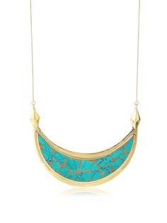 Karen London Dream Weaver Turquoise Necklace at MYHABIT Breezy #Blue $54
