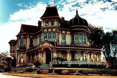 Victorian Home McKinney, Texas victorian-