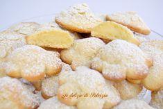 Tenerezze al limone con crema pasticcera ©Le delizie di Patrizia Gabriella Scioni Ricette su: Facebook: https://www.facebook.com/Le-delizie-di-Patrizia-194059630634358/ Sito Web: https://ledeliziedipatrizia.com