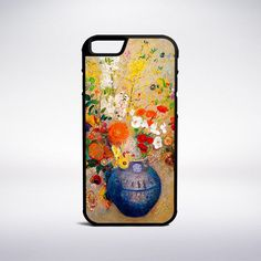 Odilon Redon - Flowers Phone Case
