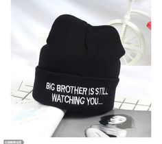 Big Brother Is St... http://www.jakkoutthebxx.com/products/2016-ear-cap-big-brother-is-watching-you-elastic-hip-hop-gorro-warm-women-men-casual-winter-hats-beanies-cap6a65-black?utm_campaign=social_autopilot&utm_source=pin&utm_medium=pin  #wanelo #shoppingtime #whattobuy #onlineshopping #trending #shoppingonline #onlineshopping #new