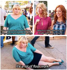 As much as I hate Pitch Perfect, I LOVE Fat Amy