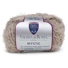 Valeria Di Roma Mystic Hair Yarn, Vaseline, Mystic, Long Hair Styles, How To Make, Rome, Amigurumi, Petroleum Jelly, Long Hairstyle